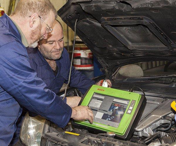 Car servicing in Hailsham