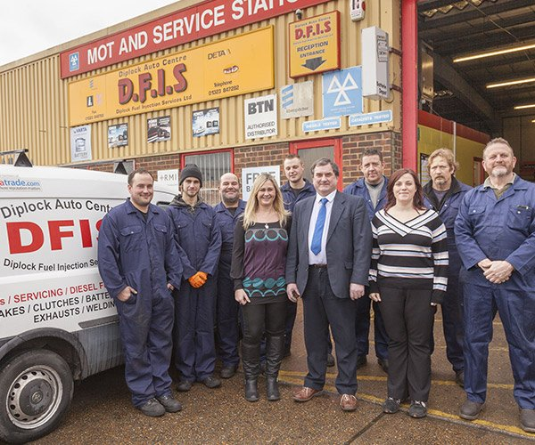 Trust Diplock Fuel Injection Services Ltd; the professionals in East Sussex.