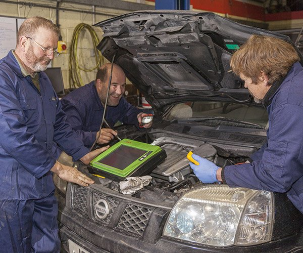 Diesel fuel injection specialists in Hailsham